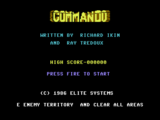 Commando, C16 Version